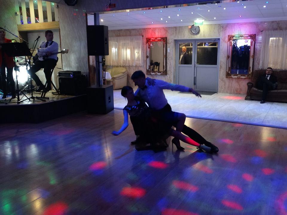 Podążanie w tańcu