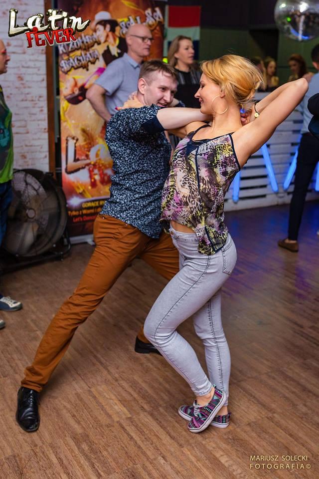 Nauka tańca w domu