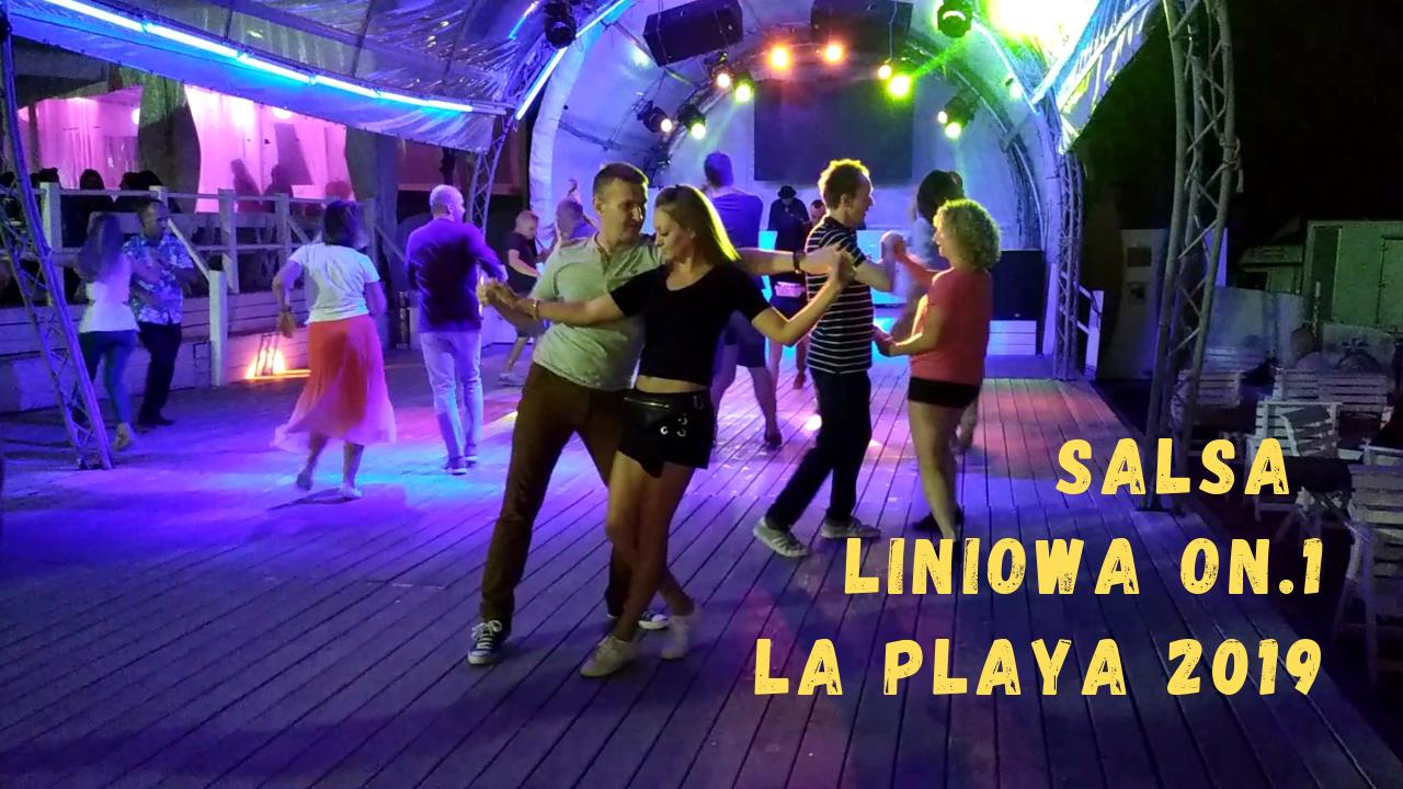 Radosny taniec na imprezę – salsa