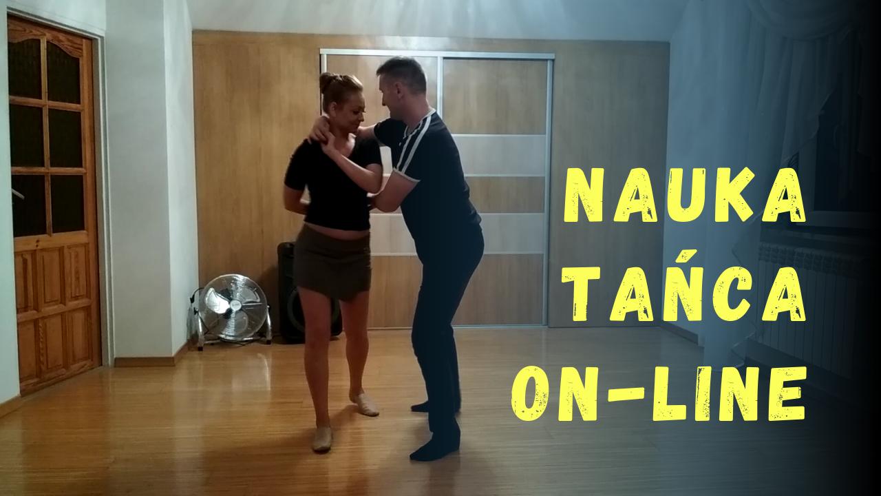 Nauka tańca przez internet