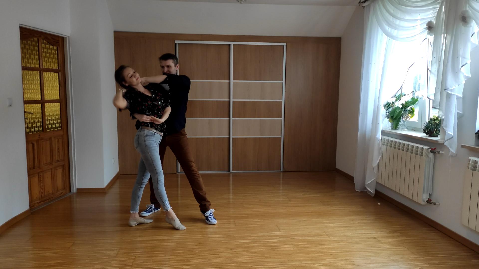Taniec w domu – efekty