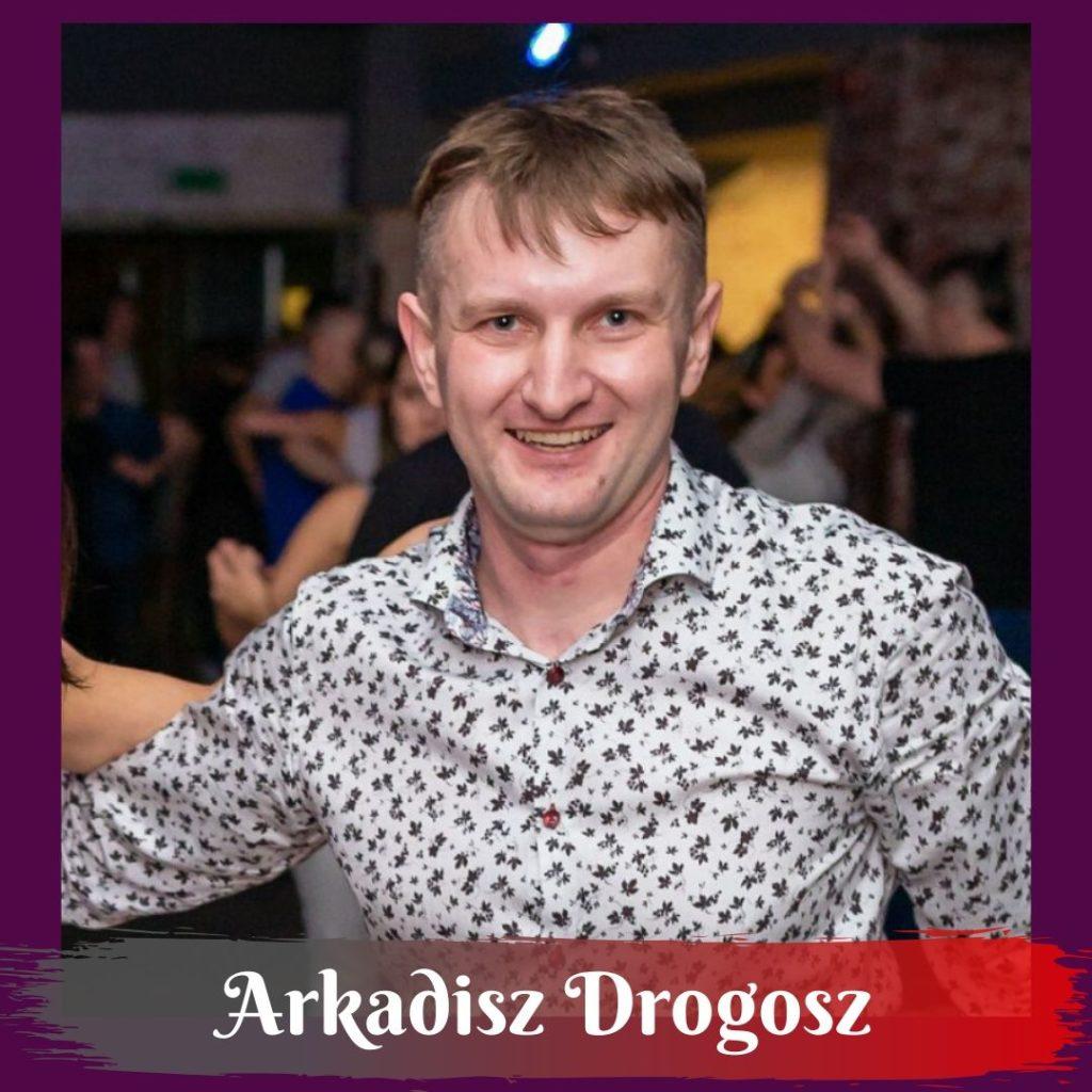 najlepszy instruktor tańca arek drogosz